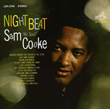 Night Beat album cover - Sam Cooke