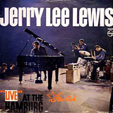 Live At The Star Club, Hamburg album cover - Jerry Lee Lewis