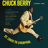 St Louis To Liverpool album cover - Chuck Berry