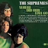 Where Did Our Love Go album cover - Supremes