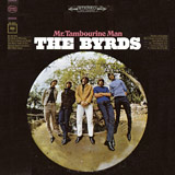 Mr. Tambourine Man album coverm - The Byrds