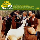 Pet Sounds album cover - The Beach Boys