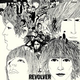 Revolver album cover - The Beatles