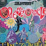 The Zombies Odessey and Oracle album cover