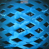 Tommy by the Who album cover