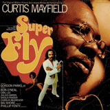 Superfly Curtis Mayfield album cover