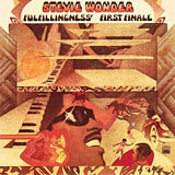Fulfillingness' First Finale Stevie Wonder album cover
