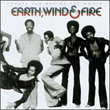 That's The Way Of The World Earth, Wind and Fire album cover