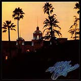 Hotel California Eagles album cover