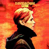 Low by David Bowie album cover