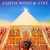 All 'n' All by Earth, Wind and Fire album cover