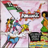 One Nation Under A Groove by Funkadelic album cover