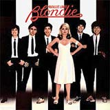 Parallel Lines by Blondie album cover