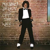 Off The Wall by Michael Jackson album cover