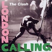 London Calling by The Clash album cover