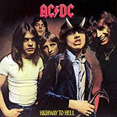 Highway To Hell by AC/DC album cover