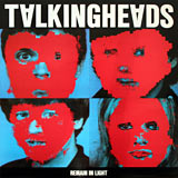Remain In Light Talking Heads album cover