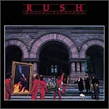 Moving Pictures Rush album cover