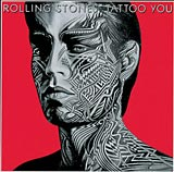Tattoo You Rolling Stones album cover