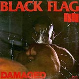 Damaged Black Flag album cover