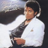 Thriller Michael Jackson album cover