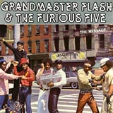 The Message Grandmaster Flash album cover