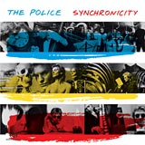 Synchronicity The Police album cover