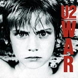 War U2 album cover