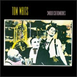 Swordfishtrombones Tom Waits album cover