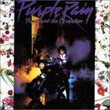 Purple Rain Prince album cover