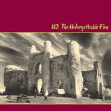 The Unforgettable Fire U2 album cover