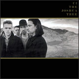 The Joshua Tree U2 album cover