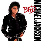 Bad Michael Jackson album cover