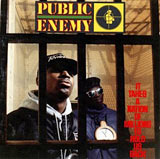 It Takes A Nation Of Millions To Hold Us Back Public Enemy album cover