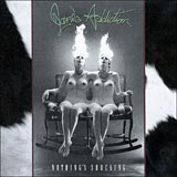 Nothing's Shocking Jane's Addiction album cover