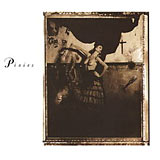 Surfer Rosa Pixies album cover