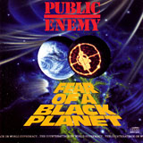 Fear of a Black Planet Public Enemy album cover