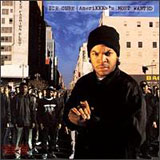 AmeriKKKa's Most Wanted Ice Cube album cover