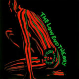 The Low End Theory A Tribe Called Quest album cover