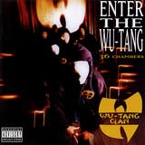 Enter the Wu-tang 36 Chambers album cover