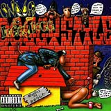Doggystyle Snoop Doggy Dogg album cover