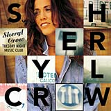 Tuesday Night Music Club Sheryl Crow album cover