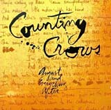 August and Everything After Counting Crows album cover