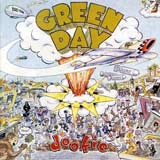 Dookie Green Day album cover