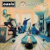 Definitely Maybe Oasis album cover