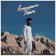 American Teen by Khalid album cover