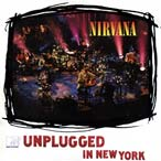 MTV Unplugged in New York - Nirvana album cover