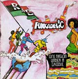 album One Nation Under A Groove by Funkadelic