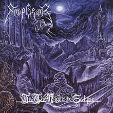 Emperor - In The Nightside Eclipse album cover
