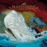 Leviathan by Mastodon metal album cover
